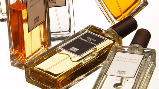 Paris City Guide Serge Lutens Perfume