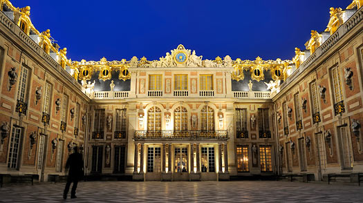 Paris City Guide Versailles