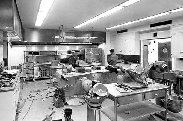 a brief history of the white house kitchen