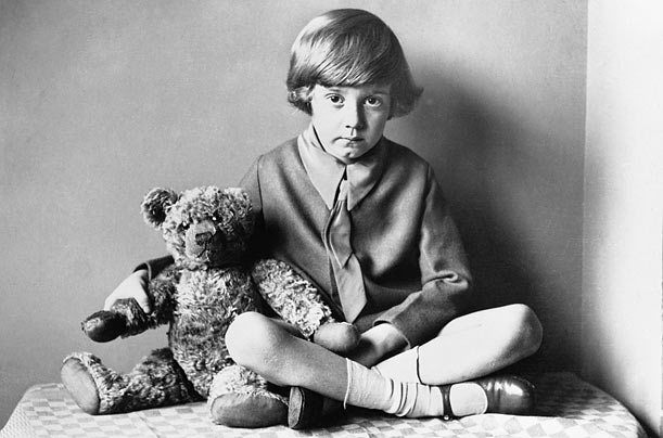 Pooh and Christopher