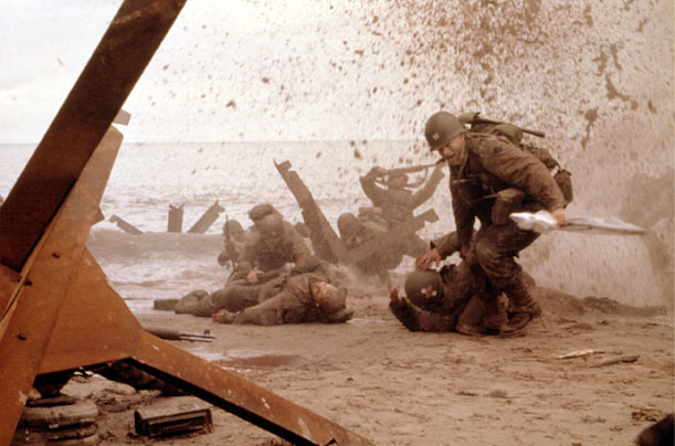 Saving private ryan creative essay