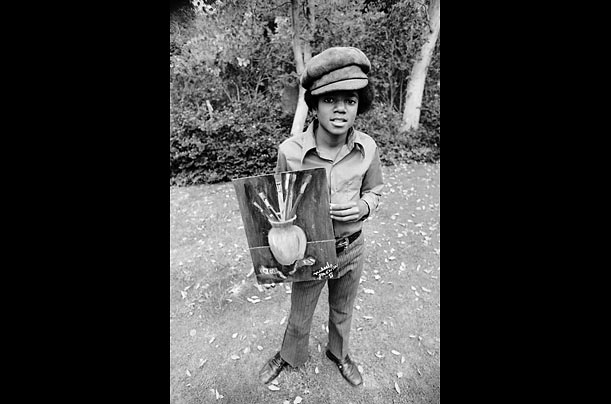 Young Michael Jackson