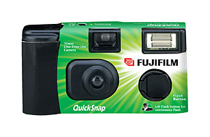Fujifilm Quick Snap Disposable Camera - All-TIME 100 Gadgets - TIME