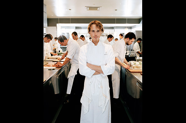 Recently awarded his third Michelin star — an honor enjoyed by only 93 restaurants in the world — chef Grant Achatz oversees a kitchen where every dish is an experience