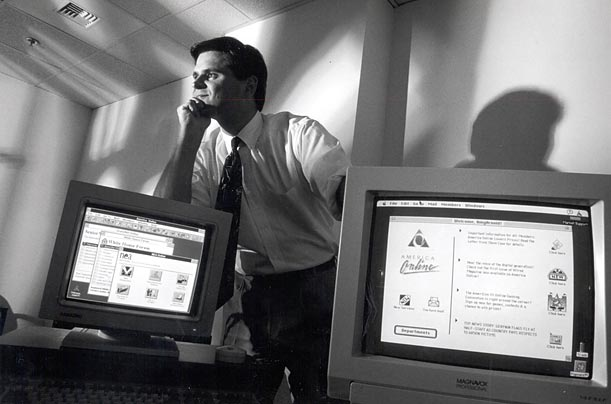 AOL turns 25