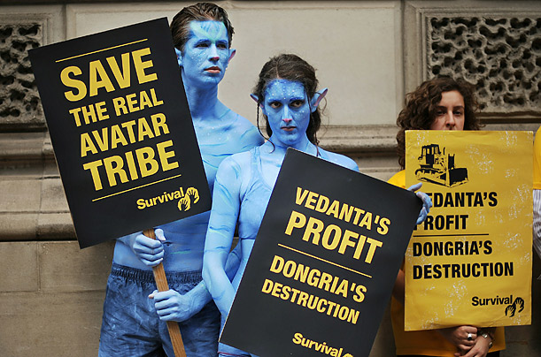 Avatar as Protest