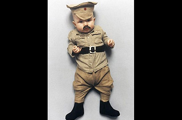 Baby Dictators: Joseph Stalin