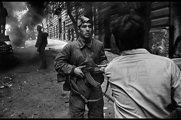 Prague, Czechoslovakia, 1968