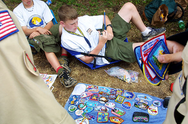 "essay boy scouts ""the task of the leader is to get his people from where they are to where they have not been"" -henry kissinger as an eagle scout in the boy scouts of america."
