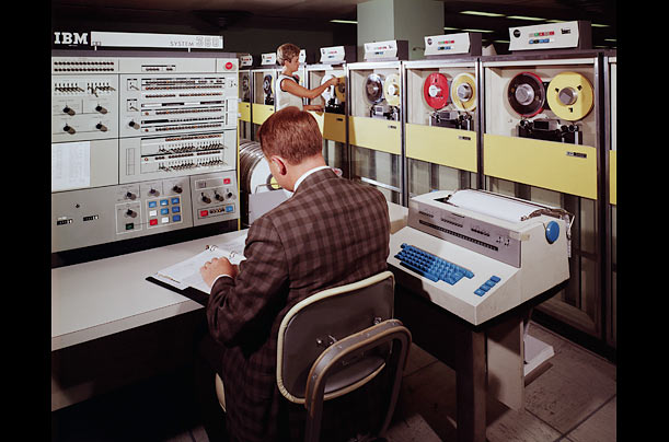 IBM System/360, 1964