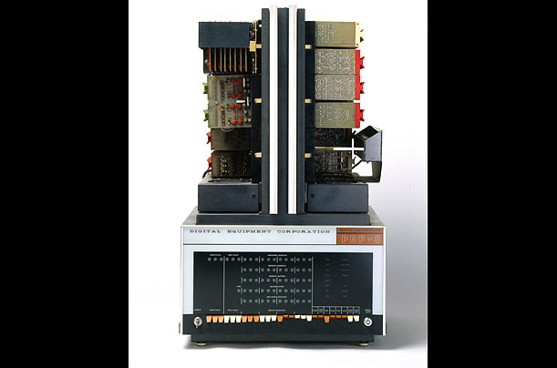 DEC PDP-8, 1965