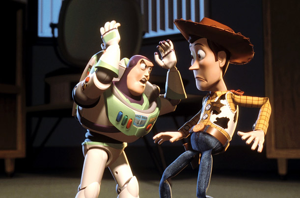 A Brief History of Pixar