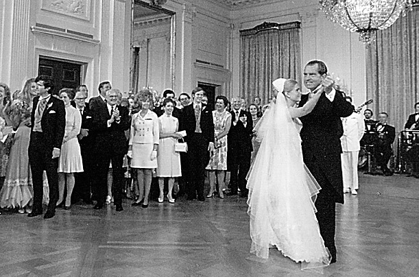 Brief History of White House Weddings