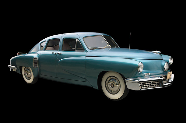 the tucker automobile essay Preston tucker essayspreston tucker was man who revolutionized car design in  the late 1940s, only to have his innovation squelched by the big three.