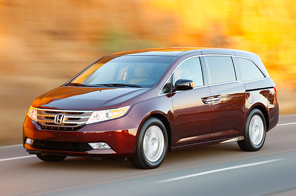 The Best Cars for 2011: Honda Odyssey