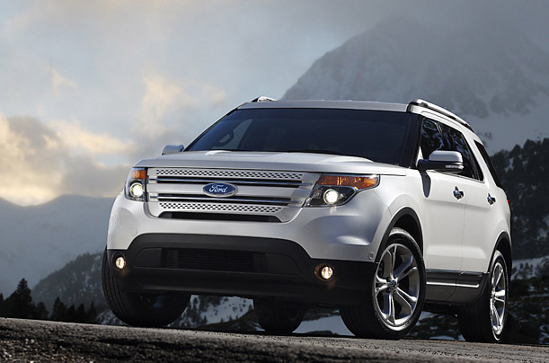 The Best Cars for 2011: Ford Explorer