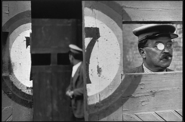 Exhibit: Photographs by Henri Cartier-Bresson