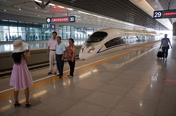 China's High-Speed Rail