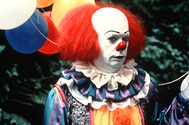 Send in the Creepy Clowns: 'It'