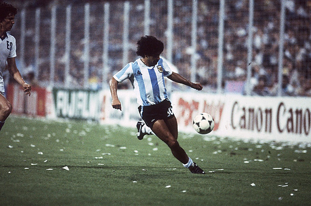 Diego Maradona's Quest for the World Cup