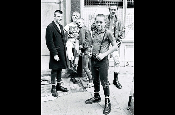 Dr. Martens: 50 Years of Fashion