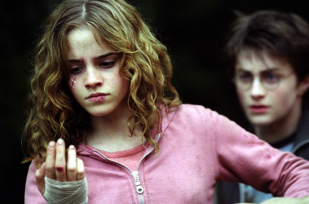 Visions of 'Harry Potter' Star Emma Watson