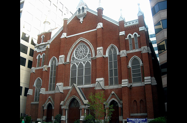 Metropolitan A.M.E. Church, Washington, D.C.