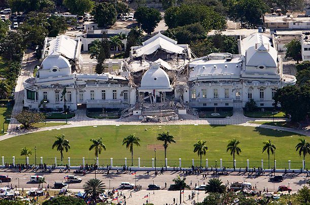 Palatial Ruins