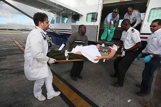 By Air