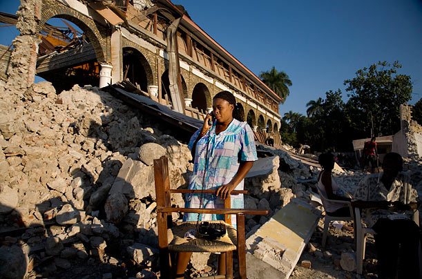 essays haiti The streets are rubble,hand-chipped from quarry rock by breaking men, grateful for.