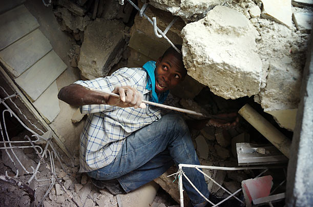 Dramatic Rescues of Haiti's Earthquake Survivors
