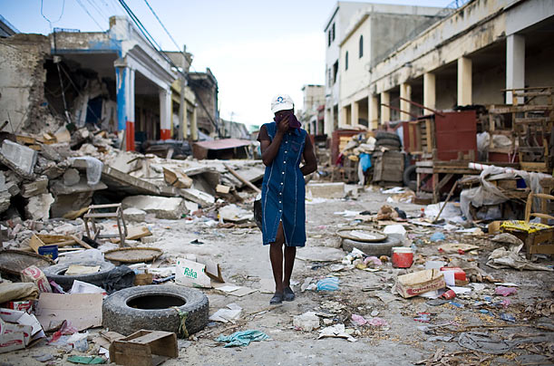Haiti's Earthquake Destruction: TIME Exclusive Photographs