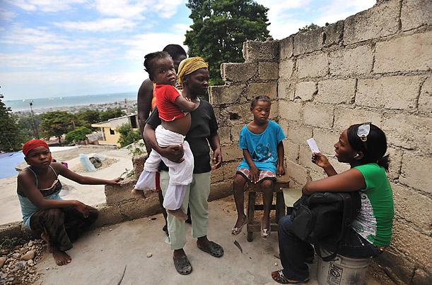 UNICEF's Haiti Child Registry