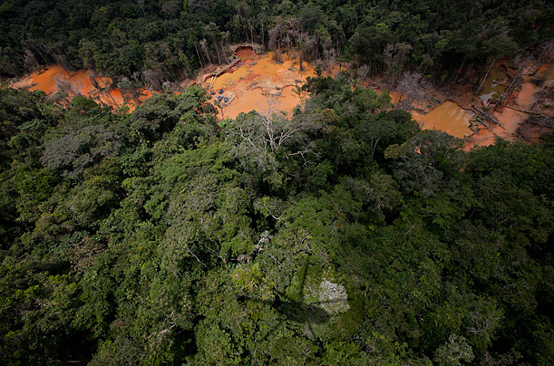 Venezuela Cracks Down on Illegal Mining