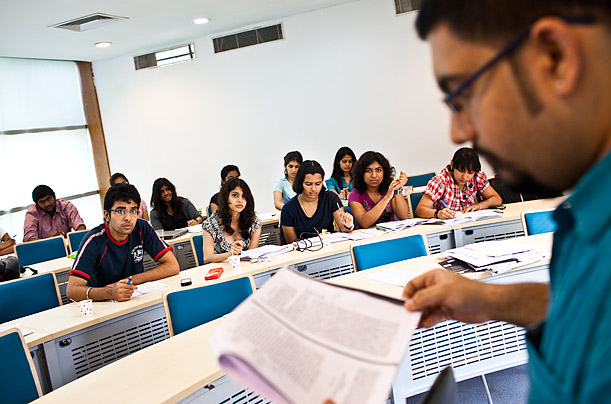 Learning Curve: American Colleges Rush to Set up Shop in India