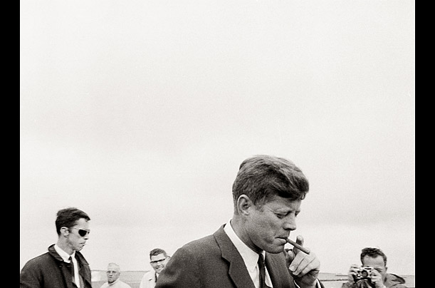 Behind the Scenes with JFK: Images from the Archive of His Personal Photographer