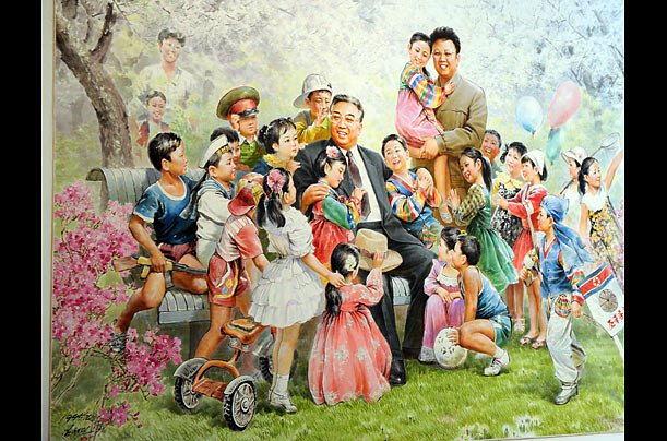 Kim jong il jong-il north korea korean dictator leader dear leader