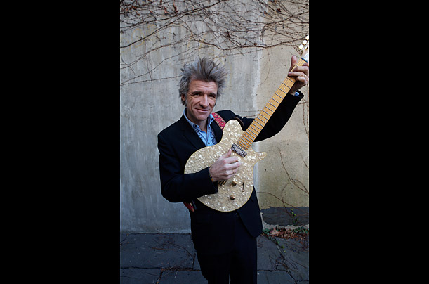 Stars of Kindie Rock: Dan Zanes