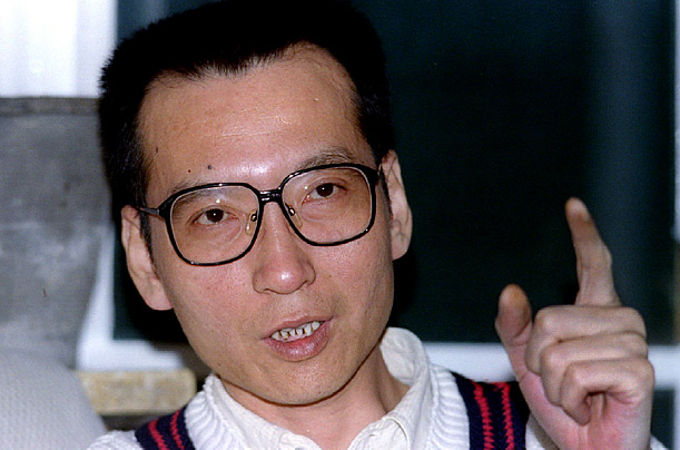 Nobel Peace Prize Winner Liu Xiaobo