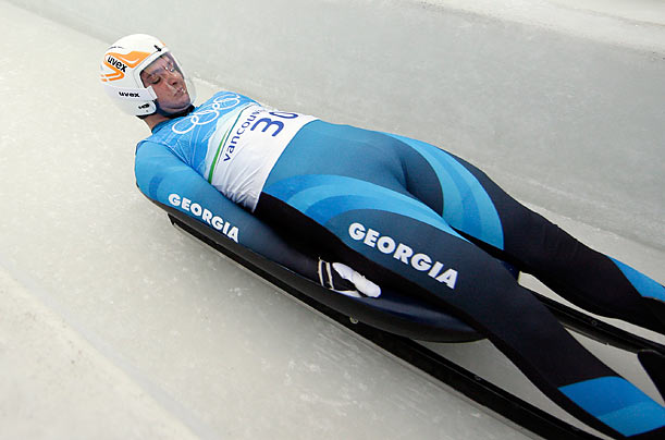 The Winter Olympic death of Georgian luger Nodar Kumaritashvili