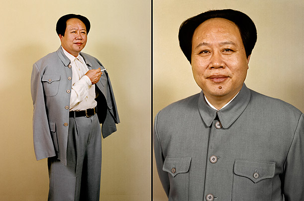 The Men Who Would Be Mao