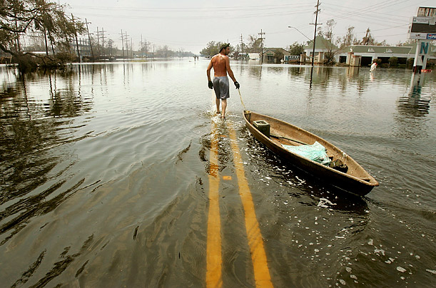 A Katrina Photographer Returns to New Orleans Again and Again