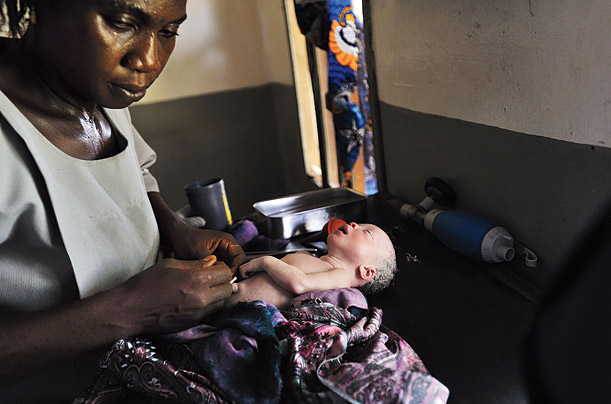 Maternal Mortality in Sierra Leone: The Story of Mamma - Photo Essays