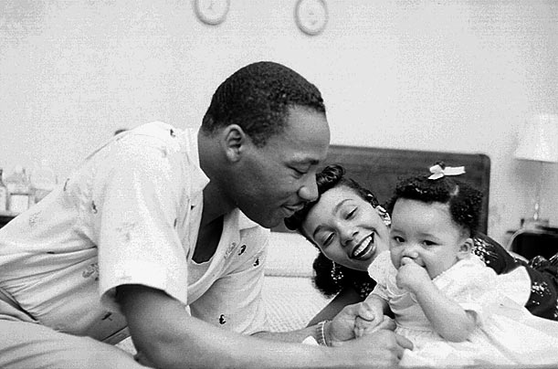 The Kings at Home