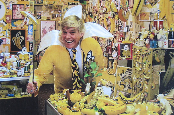 Offbeat Museums Around the World: The International Banana Club and Museum