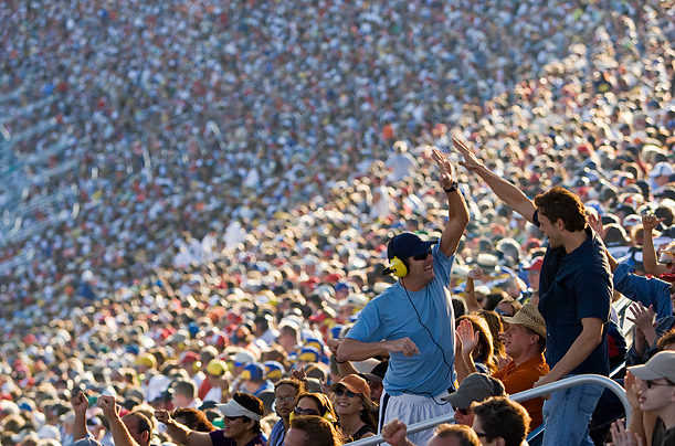 NASCAR's Nation of Fans