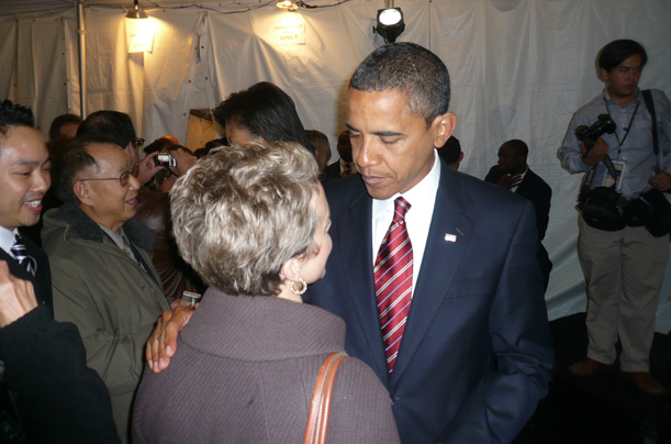 U.S., Obama, 2008 Election, Democrats, Nicola Green, In Seven Days