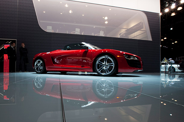 The 2010 New York International Auto Show