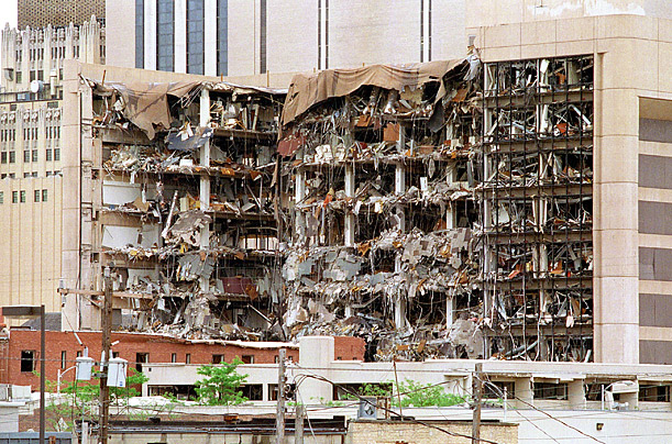 The Oklahoma City Bombing: A Look Back