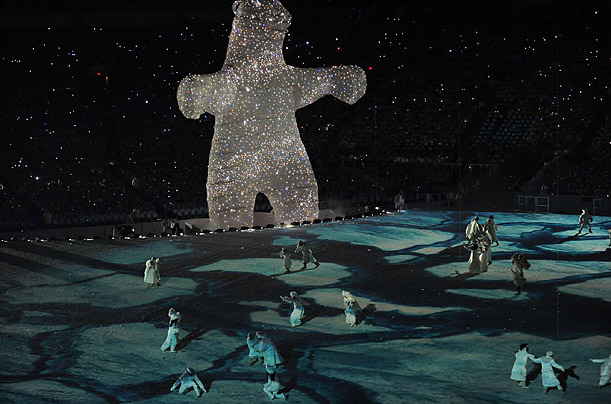 The Vancouver Winter Olympic Opening Ceremonies